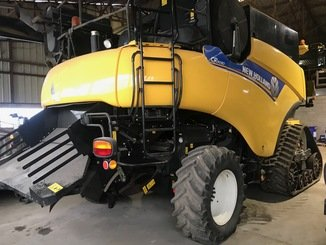 Moissonneuse batteuse New Holland CR 9080 - 4