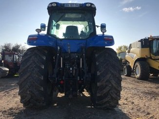 Tracteur agricole New Holland T8.390 - 4