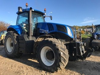Tracteur agricole New Holland T8.390 - 2