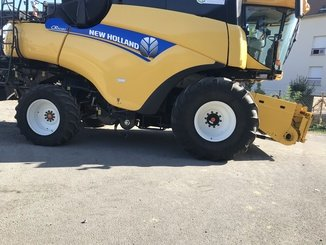 Moissonneuse batteuse New Holland CR 9080 - 3