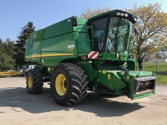 Moissonneuse batteuse John Deere S 690 - 2