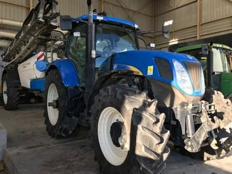 Tracteur agricole New Holland T7030 - 2