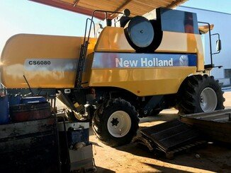 Moissonneuse batteuse New Holland CS 6080 - 5