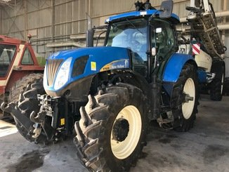 Tracteur agricole New Holland T7030 - 1