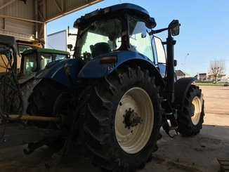 Tracteur agricole New Holland T7030 - 3