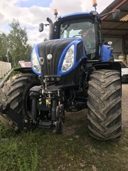 Tracteur agricole New Holland T8.330 - 4