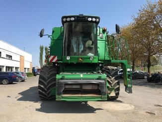 Moissonneuse batteuse John Deere S 690 - 7