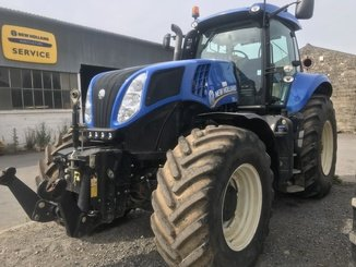 Tracteur agricole New Holland T8 300 - 2