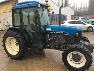 Tracteur agricole New Holland TN F 90 - 1
