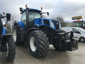 Tracteur agricole New Holland T8.420 - 2