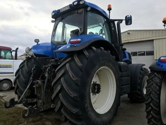Tracteur agricole New Holland T8.420 - 4