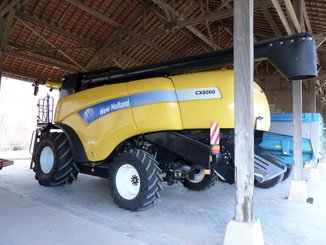 Moissonneuse batteuse New Holland CX 8060 - 2