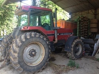 Tracteur agricole Case IH 7110 - 2