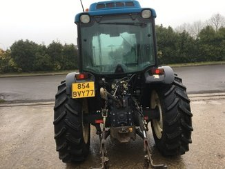 Tracteur agricole New Holland TN F 90 - 2