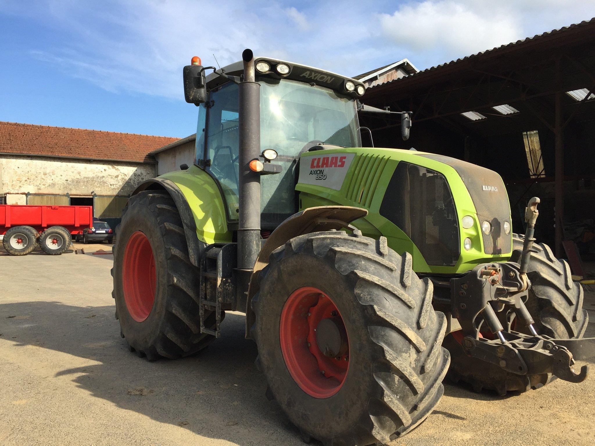 tracteur agricole claas axion 850 cebis vendre sur motobrie. Black Bedroom Furniture Sets. Home Design Ideas